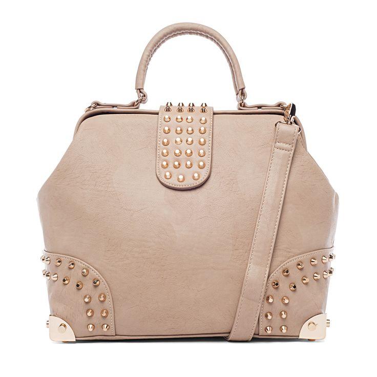 158 best Handbag Heaven images on Pinterest | Woman shoes, Studs ...