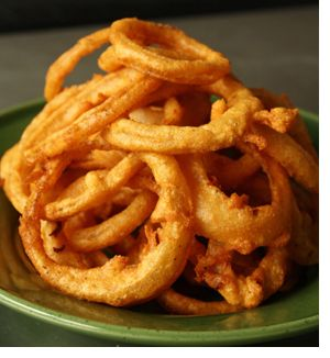 Learn how to make beer battered onion rings and The Drunken Sandwich to commemorate the first Pittsburgh Craft Beer Week.