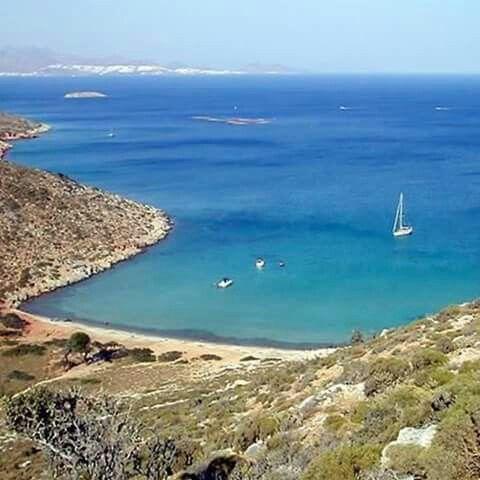 Pserimos island HELLAS