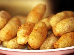 Cassava/Yucca Puffs Recipe