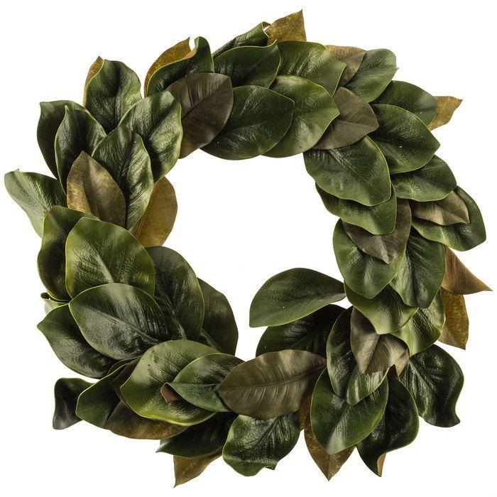Magnolia Leaves EVA Polyester Wreath | Hobby Lobby | 1247311