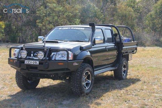 2012 Nissan Navara D22 St R Special Edition S5 My12 Vehiculos Motos