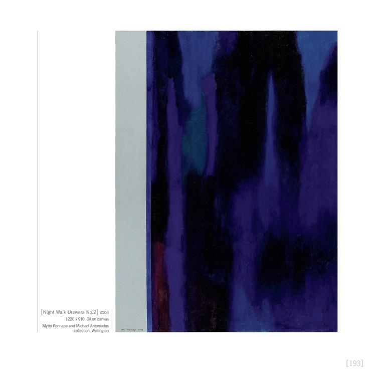 Night Walk Urewera, No. 2 (2004)