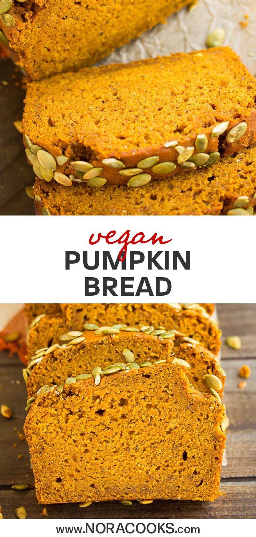 The Best Vegan Pumpkin Bread Better Than Starbucks Super Moist