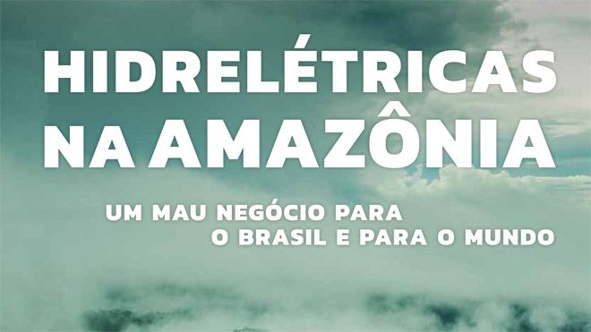 Relatório do Greenpeace mostra por que as hidrelétricas na Amazônia não são uma solução de energia limpa e traz cenários alternativos à usina de São Luiz do Tapajós a partir de fontes como eólica, solar e biomassa
