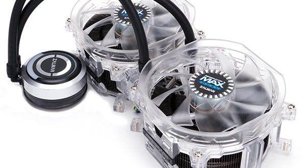 Zalman Reserator 3 Max Dual Liquid Cpu Cooler Unleashed Features A Unique Dual Radiator Design Digital Camera Ebay Dual