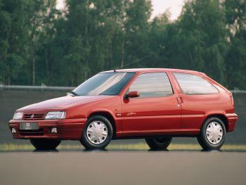 """Citroën ZX """"Audace"""" 3-door '1996"""