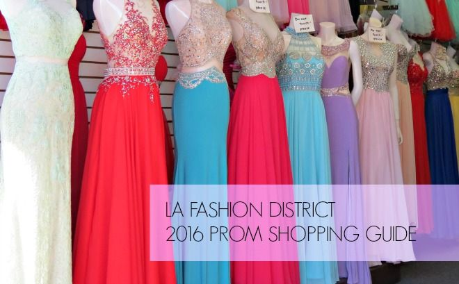 Prom shoppin guide prom pinterest prom dress stores for Fashion district wedding dresses