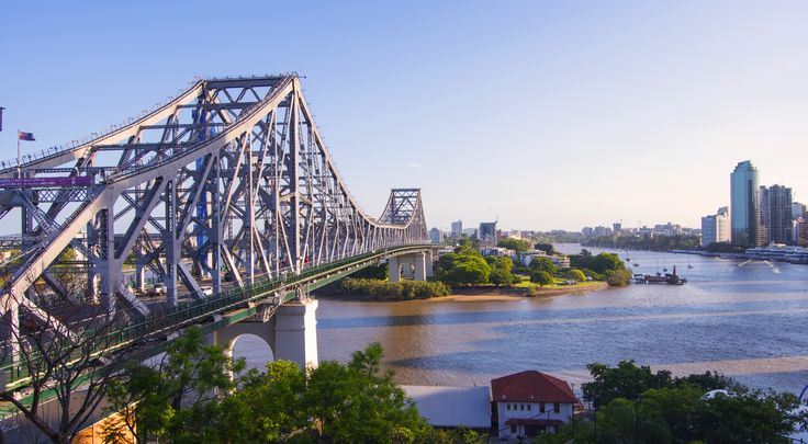 Taken from the North Bank overlooking Kangaroo Point