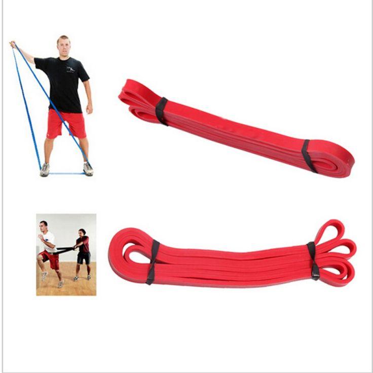 Crossfit Латекс Диапазоны Сопротивления Высокая Прочность Фитнес Телосложения Силовой Тренировки Пауэрлифтингу Pull Up Rope Yoga