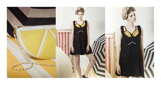 VIVETTA SPRING/ SUMMER 2012: Cat Dresses, Design Clothing, Lolita Cat, Black Lolita, 2012 Fashion, Vivetta Spring, Girls Fashion, Vivetta Lolita, Fashion Collection