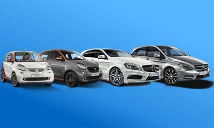 Mercedes- Benz Location à Limoges : Location Smart ou Mercedes à Limoges: #LIMOGES 99.00€ au lieu de 170.00€ (42% de réduction)