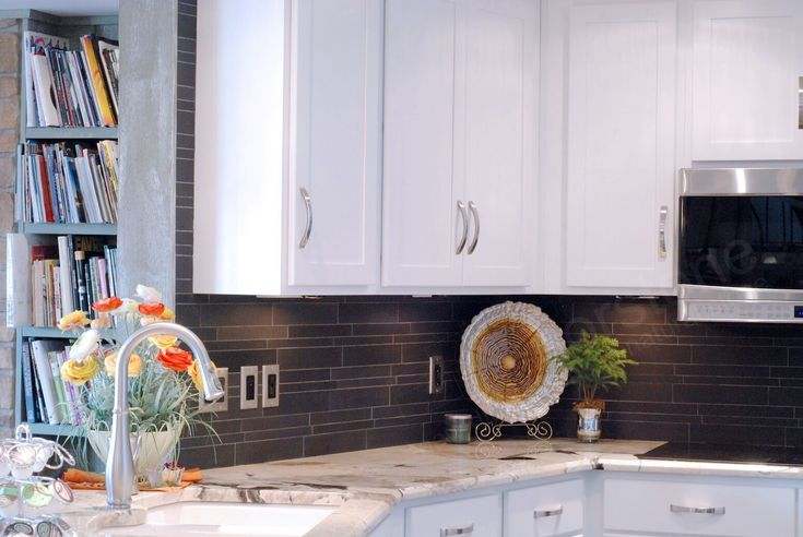 Make A Statement With Your Kitchen, Use Norstone. Use Norstone Rock Panels  To Create A Stacked Stone Kitchen Feature Wall That Will Be Unique And  Durable.