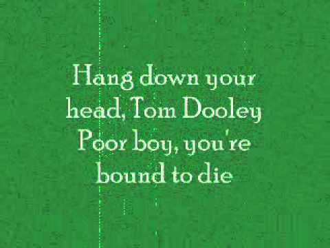 If you were born in 1958, that was the year the world first got to know of The Kingston Trio. They released their first LP and hit HUGE with their song  - Tom Dooley