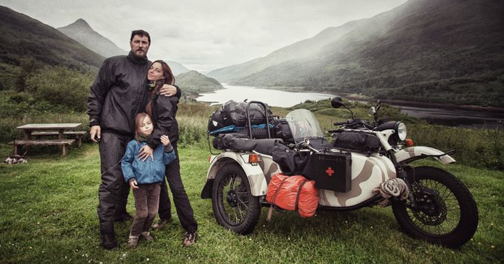 We Wanted To Show The World To Our 4-Year-Old So We Went On A 28,000Km Trip Around Europe   Bored Panda