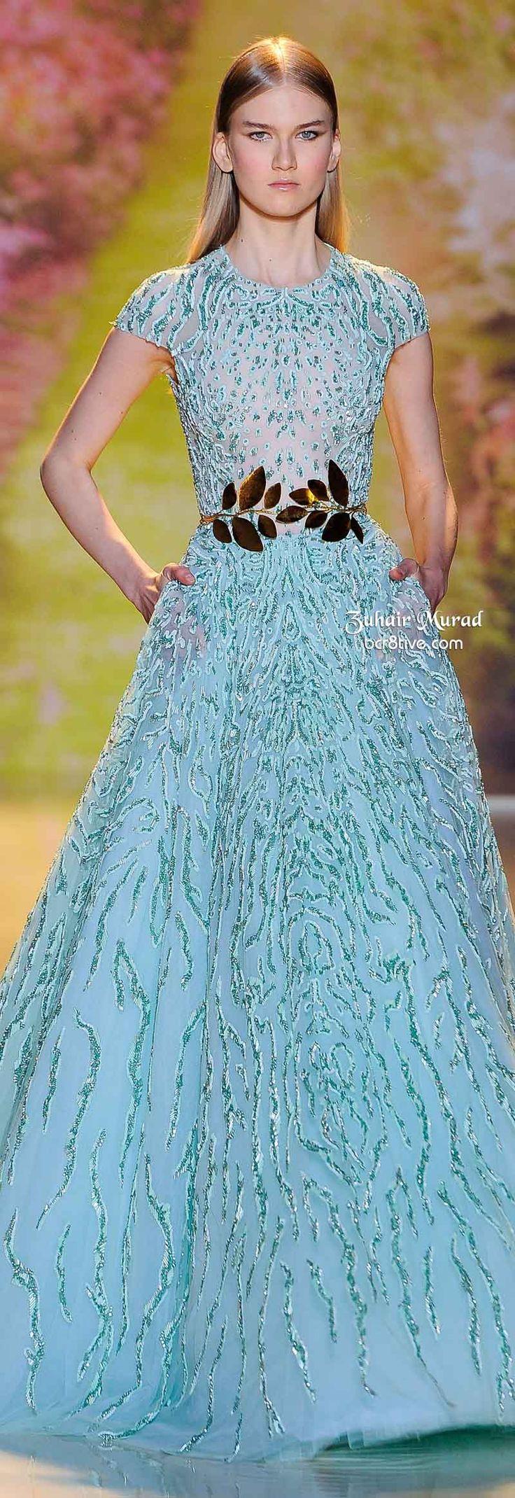 230 best Zuhair Murad images on Pinterest | High fashion, Dream ...