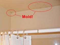 how to clean black mold from walls ceilings and fixtures for both porous and