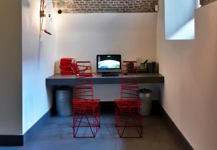 108 best images about hotel interior design on pinterest mexico city switzerland and adelboden - Interior design bergamo ...