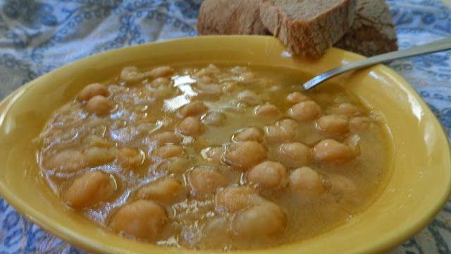 Ρεβύθια μαγειρεμένα με διαφορετικό τρόπο χωρίς ξάφρισμα !!! Παραδοσιακή από Σίφνο !! Εγιναν φανταστικά !!! ~ igastronomie.gr
