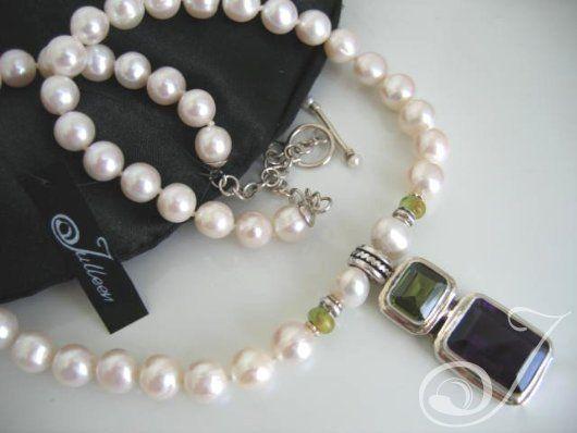 Tasha Necklace – Pearl Jewellery