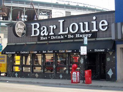 Bar Louie Information From Wrigleyville Bars