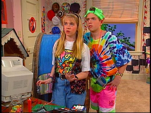 Outfit Inspiration: Clarissa Explains It All at LuLus.com!
