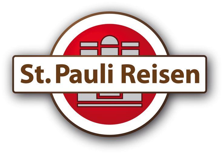 Logo for a travel agency in Hamburg