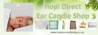 Buy Online Ear Candles in UK: Enlighten Your Life By Purchasing Hopi Ear Candles... #earcandlesuk