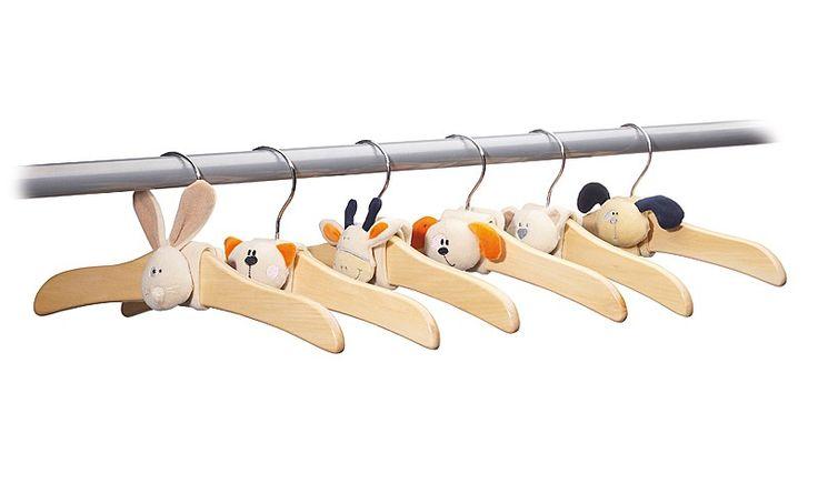 Produkt Detailinformationen: • Massivholz, lackiert • B 31 cm, T 1,5 cm, H 15 cm • Stofftiere abnehmbar