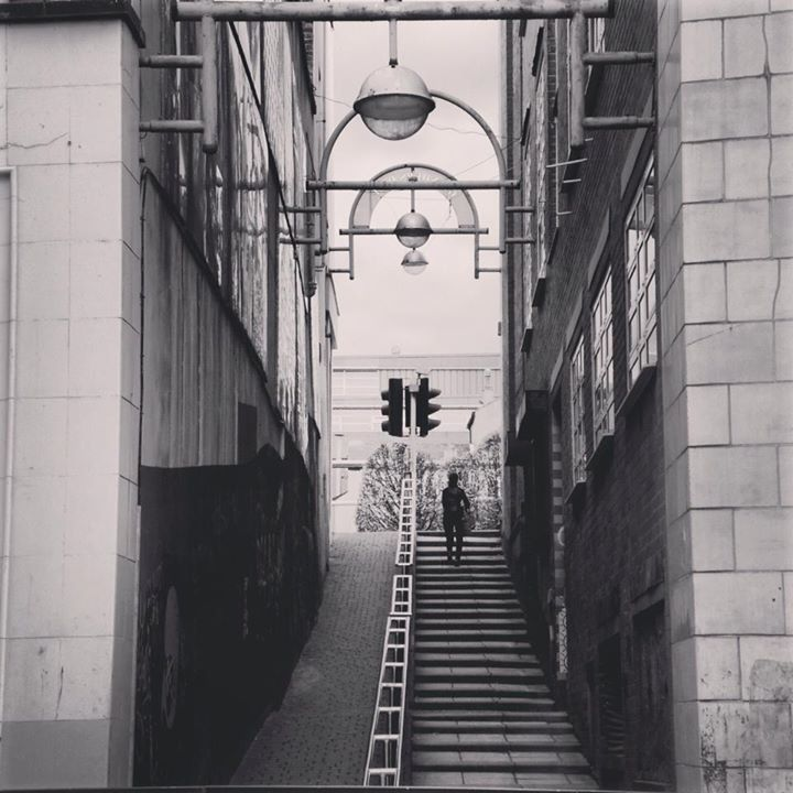Upwards! (photo by @ bjjmonkey on IG) #socialsheffield #sheffield