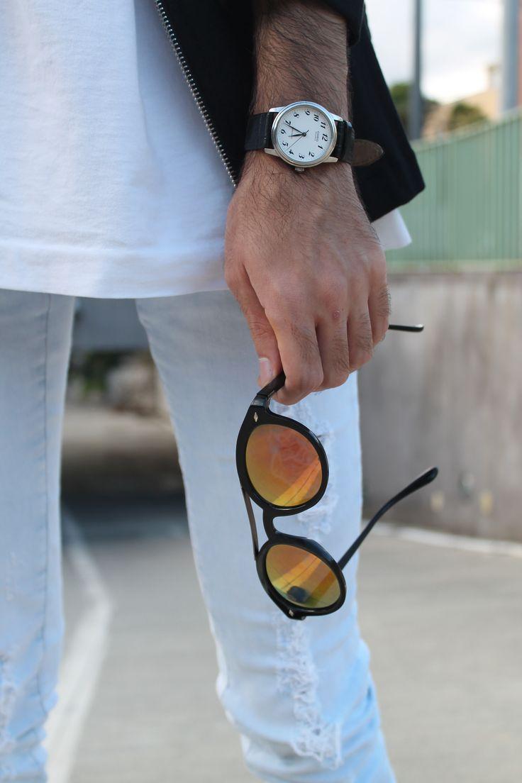 @casiousa #fashionseducer #dariovenuti #street #casio http://www.fashionseducer.com/