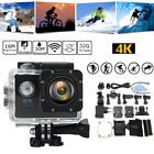 """﹩30.19. Waterproof 4K SJ9000 Wifi HD 1080P Ultra Sports Action Camera DVR Cam Camcorder   Dimension - 59.27X41.13X29.28Mm, Screen - 2.0"""" LCD, Water Resistant - 30M, Image Sensor - 16 Mega, Liquid Crystal Display (LCD) - 2.0 Inch LTPS, Lens - 170°A+ HD Wide-Angle Lens, Video Format - MP4, Compressed Format of Video - H.264, Resolution of Photos - 16M / 14M / 12M / 8M/ 5M, Storage - Micro SD, Shooting Mode - Single Shot / Self-Timer (2S / 5S / 10S / Continuous Shooting), Frequency o"""