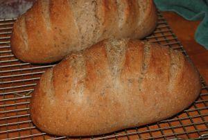 Old-School Jewish Deli Rye Bread recipe
