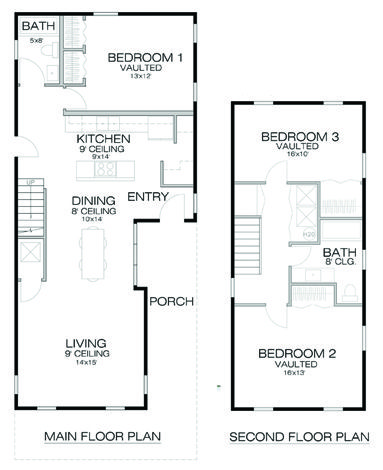 00c44bbf8a32e338ab110eaebbe8f5b8 shotgun style house plans house floor plans best 25 shotgun house ideas that you will like on pinterest,2 Story Shotgun House Plans