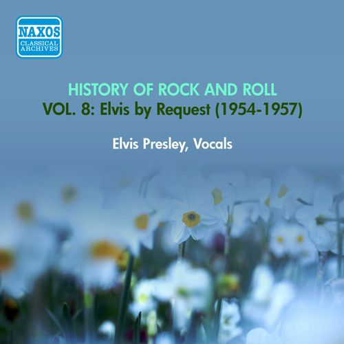 Elvis Presley is one of the icons of music and movies featured prominently in this year's One Book, One Milton selection. History of Rock and Roll, Vol. 8: Elvis Presley: Elvis by Request (1954-1957). [Stream it by Naxos Music Library Jazz].