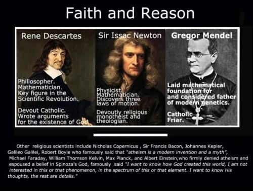 a comparison of faith and reason and their importance for mankind Men and women can accomplish no more important act in their lives than the act of faith it is here that freedom reaches the certainty of truth and chooses to live in that truth (n 13) reason man can know that god exists by reflecting on creation.