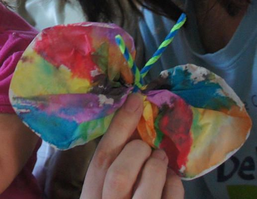 Toddler Craft Ideas (That Won't Stress You Out) -- Check out these fun crafts you and your toddler can do. Get more parenting stories at The Bump.
