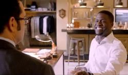 Kevin Hart in The Wedding Ringer Movie #1