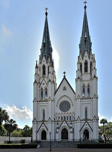 St John's. Church Savannah Ga | Georgia & AL../USA Places ...