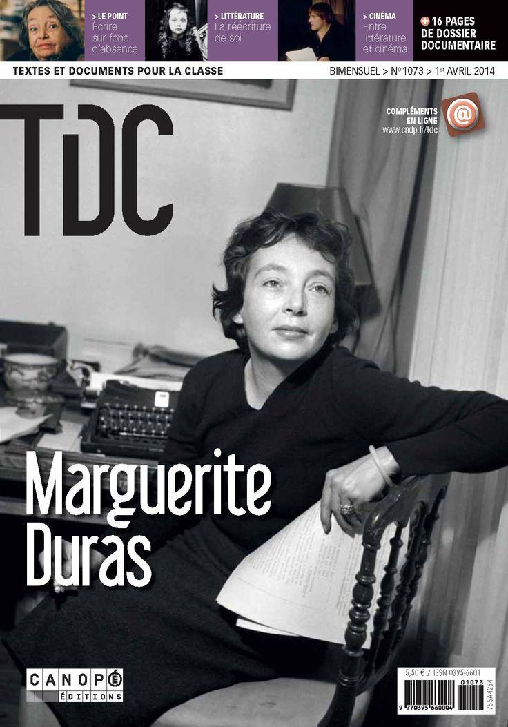 Un numéro spécial sur Marguerite Duras