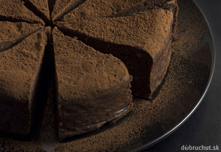Čokoládová torta bez múky