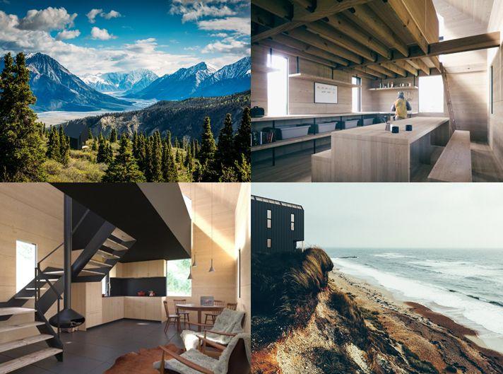 24 best the backcountry hut company images on pinterest cabin cottage and cottages. Black Bedroom Furniture Sets. Home Design Ideas