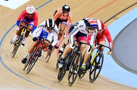 British Cycling & Lazer Dominate 2016 Track Cycling World Championships!  Read our latest press release regarding the recent success of Team GB and the Lazer Wasp Air helmet at UCI Track Cycling Worlds - Just click the link in our profile!