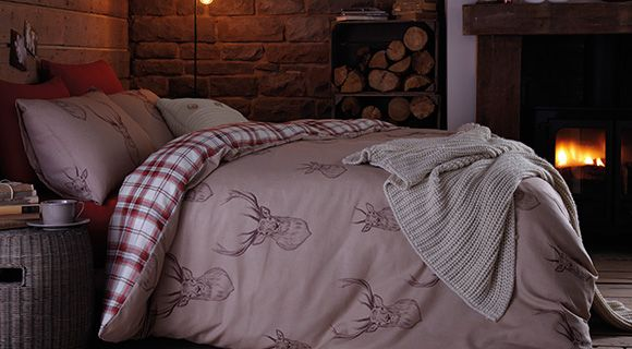 ACHICA   Catherine Lansfield: Bed Linen