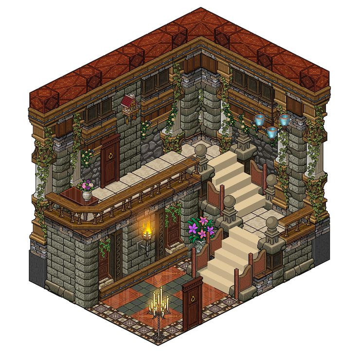 Minecraft Living Rooms: 20 Best Habbo Rooms Images On Pinterest