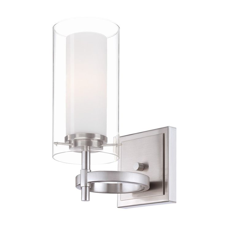 28 best sconces images on Pinterest Bathroom lighting Wall