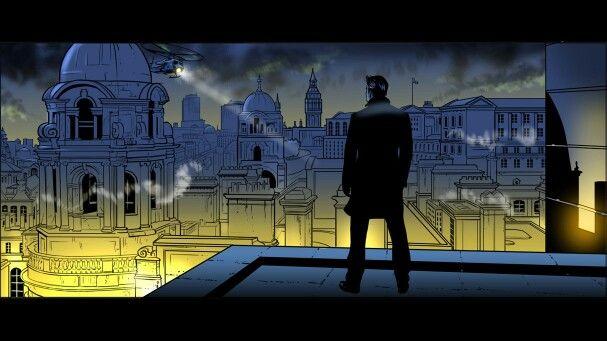 James Bond. Als Poster unter goo.gl/jvgwQl