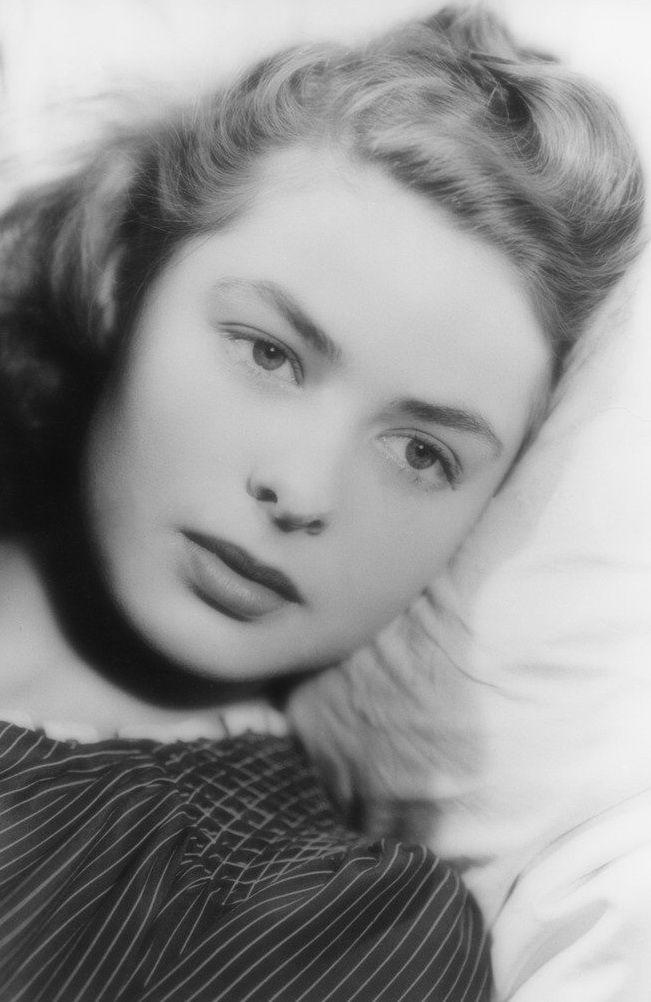 Portraits of Ingrid : Foto