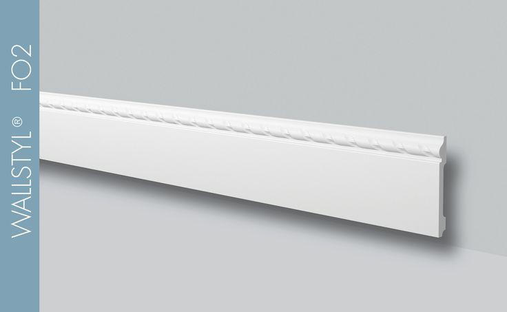 WALLSTYL® FO2 / H 120 mm W 15 mm