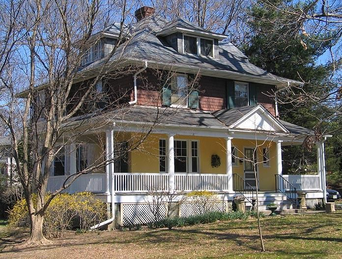 46 best catonsville images on pinterest maryland for Victorian kit homes